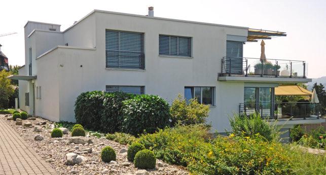 Aussenansicht Wohnung Rütistrasse in Zollikon von Ziegler Immobilien 616.1.1001