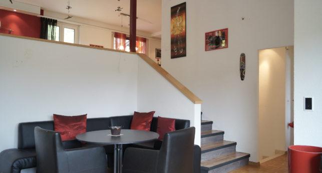 Haus Lounge Berghaldenweg 11 Langnau aA Ziegler Immobilien AG
