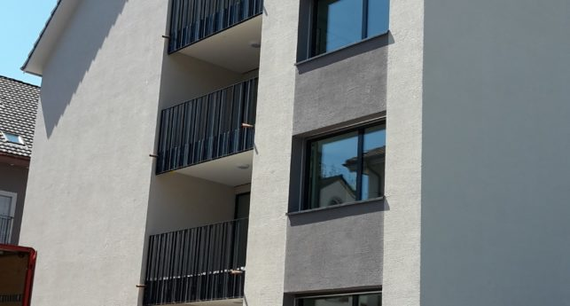 new initial renting apartments on the lake of Zurich
