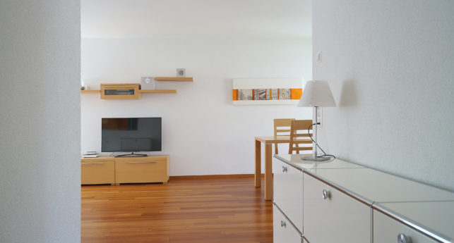 Entree Wohnung Adliswil Ziegler Immobilien