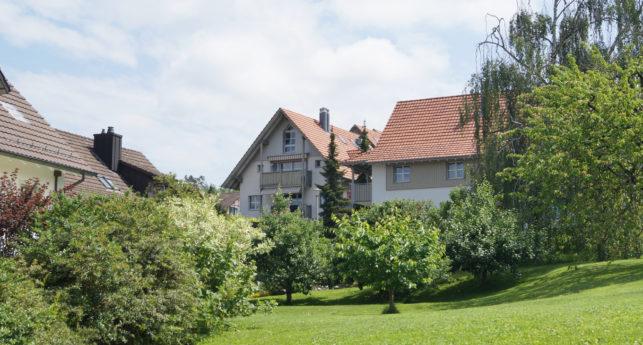 Wohnen und Arbeiten unter einem Dach in Winkel