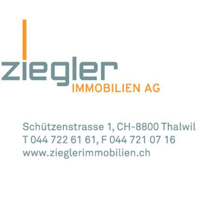 Vermietung Ziegler Immobilien AG