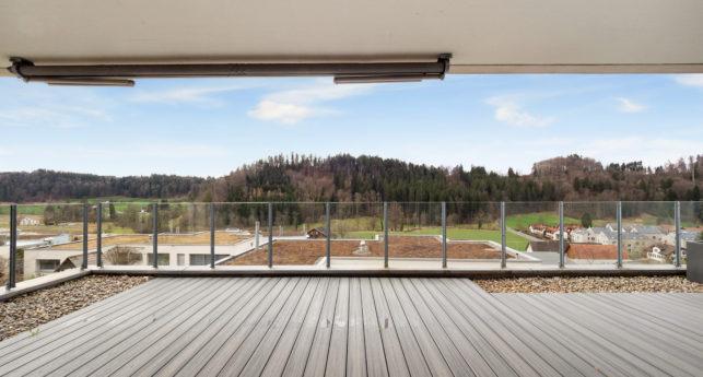 Terrassenwohnung Nähe Zürich