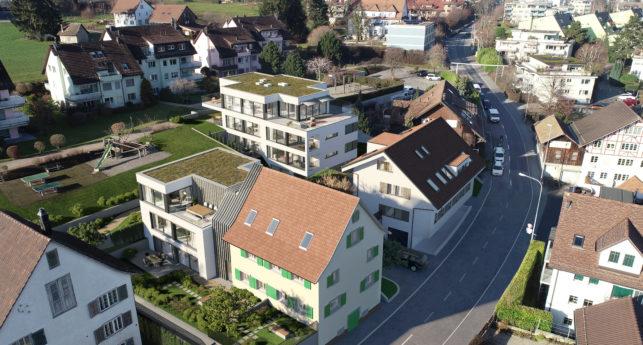 Home Office, Büro oder Praxisräume in Thalwil
