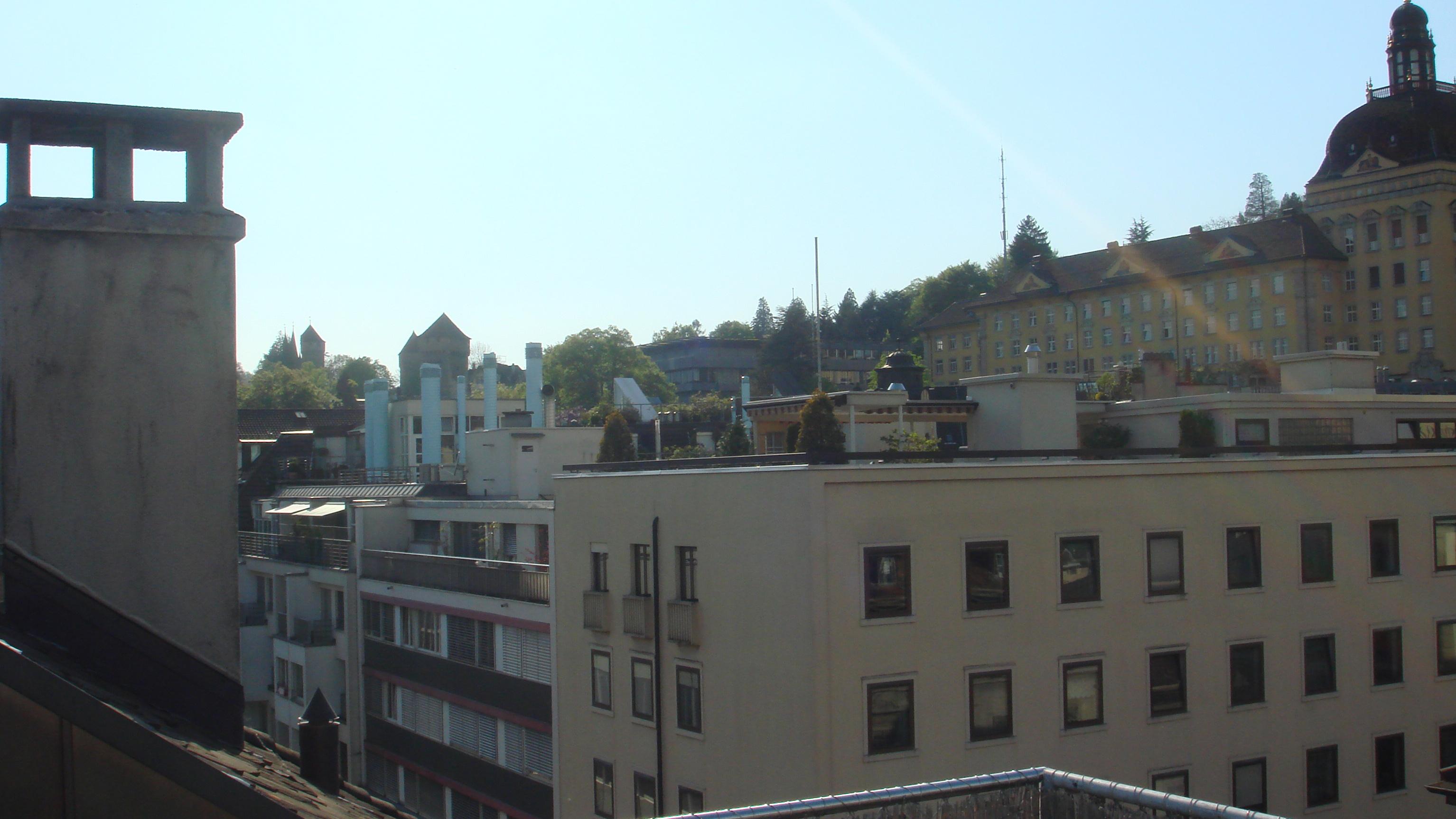 Dachwohnung im herzen von luzern mit dachterrasse mieten for Immobilien mieten