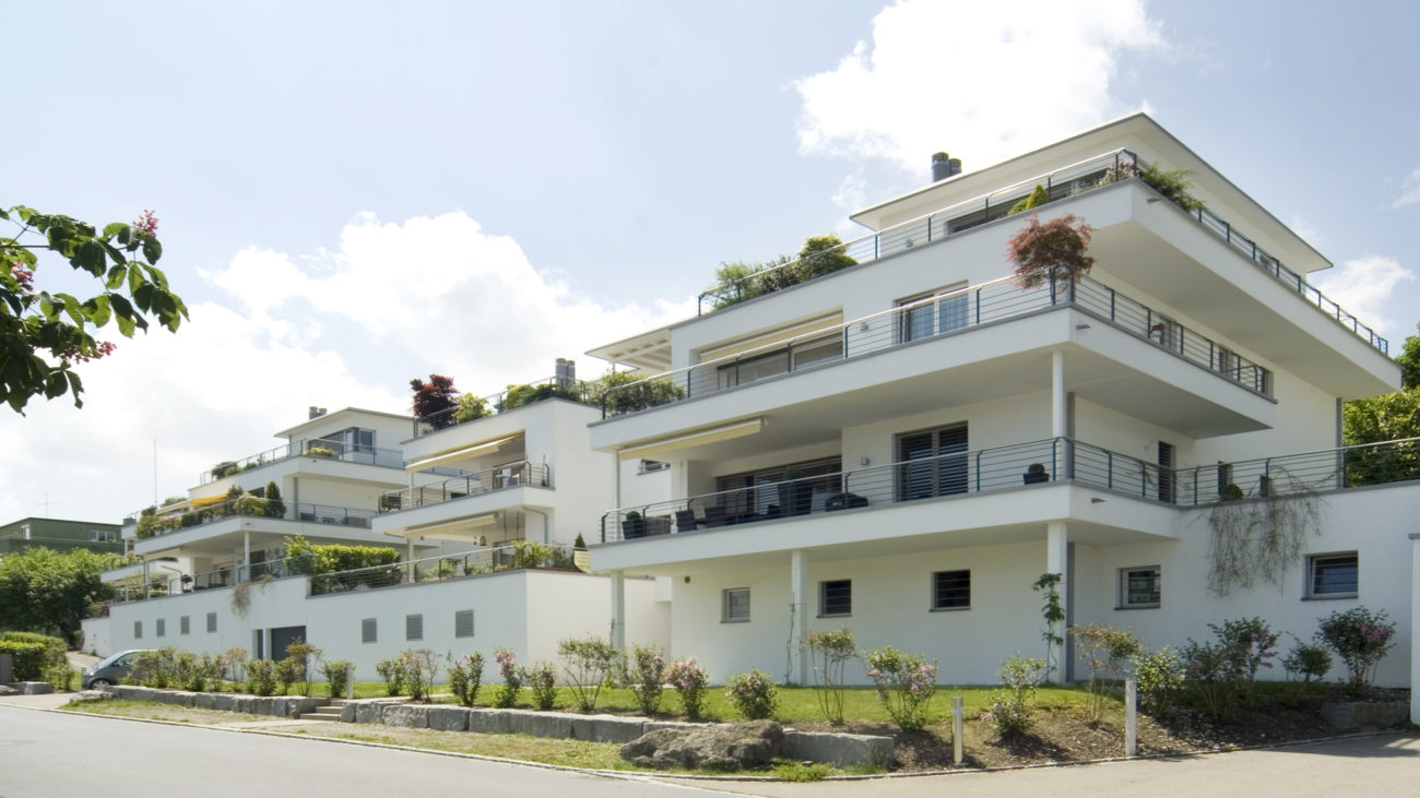 Grossz gige terrasse mit seesicht mieten ziegler for Immobilien zum mieten